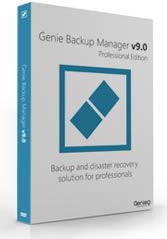 Genie Backup Manager Pro picture