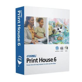 Corel Print House picture or screenshot