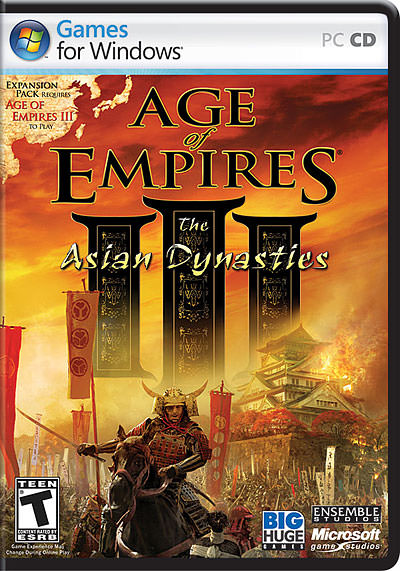 Age of Empires III: The Asian Dynasties (Expansion Pack) file ...