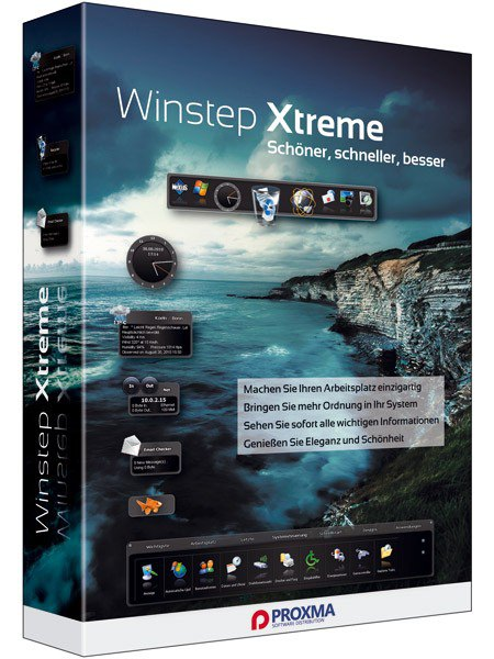 Winstep Xtreme picture or screenshot