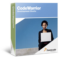 CodeWarrior Development Studio picture or screenshot
