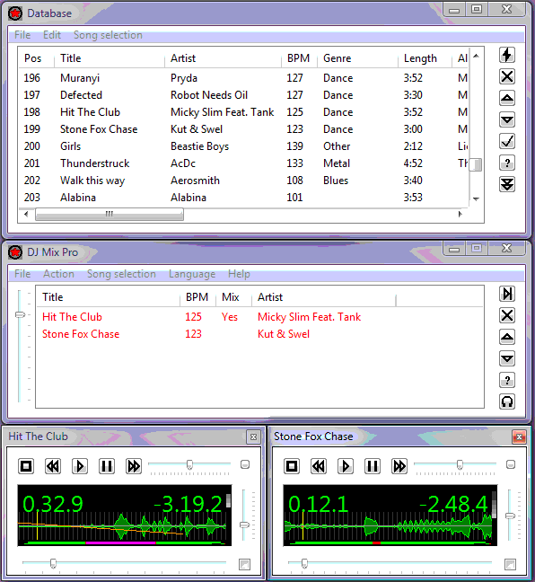 DJ Mix Pro picture or screenshot