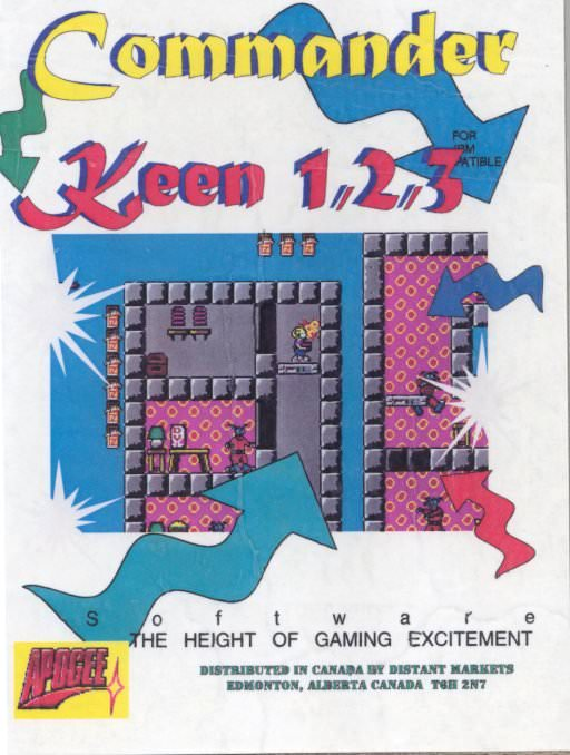 Commander Keen: Invation of the Vorticons Trilogy picture or screenshot
