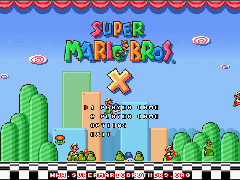 Super Mario Bros. X picture