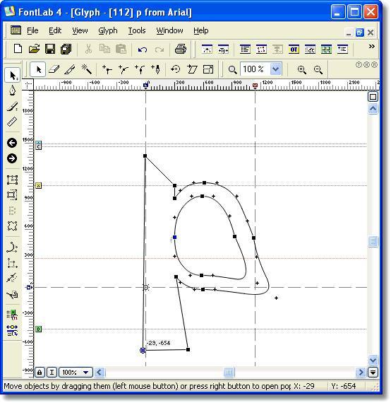 FontLab Studio picture or screenshot