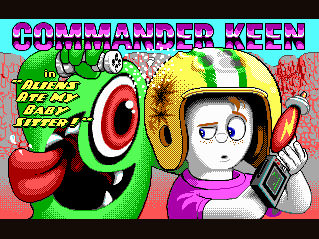 Commander Keen: Aliens Ate My Babysitter picture or screenshot