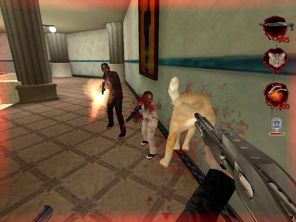 Postal 2: Share The Pain   PC plataforma pc ano 2008 acao