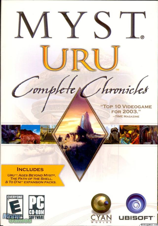 Myst Uru: Complete Chronicles picture