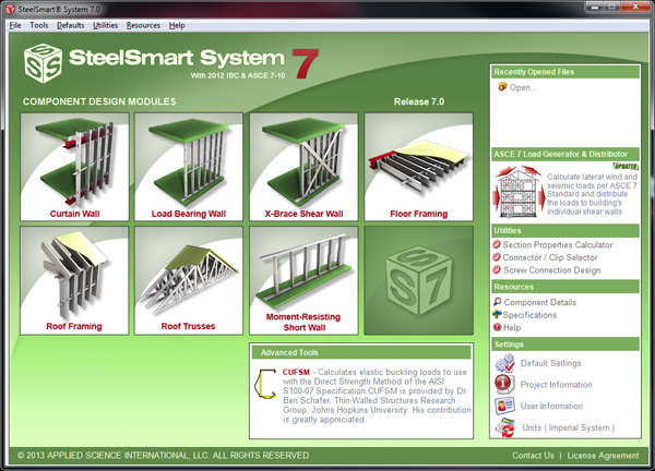 Steel Smart System picture or screenshot