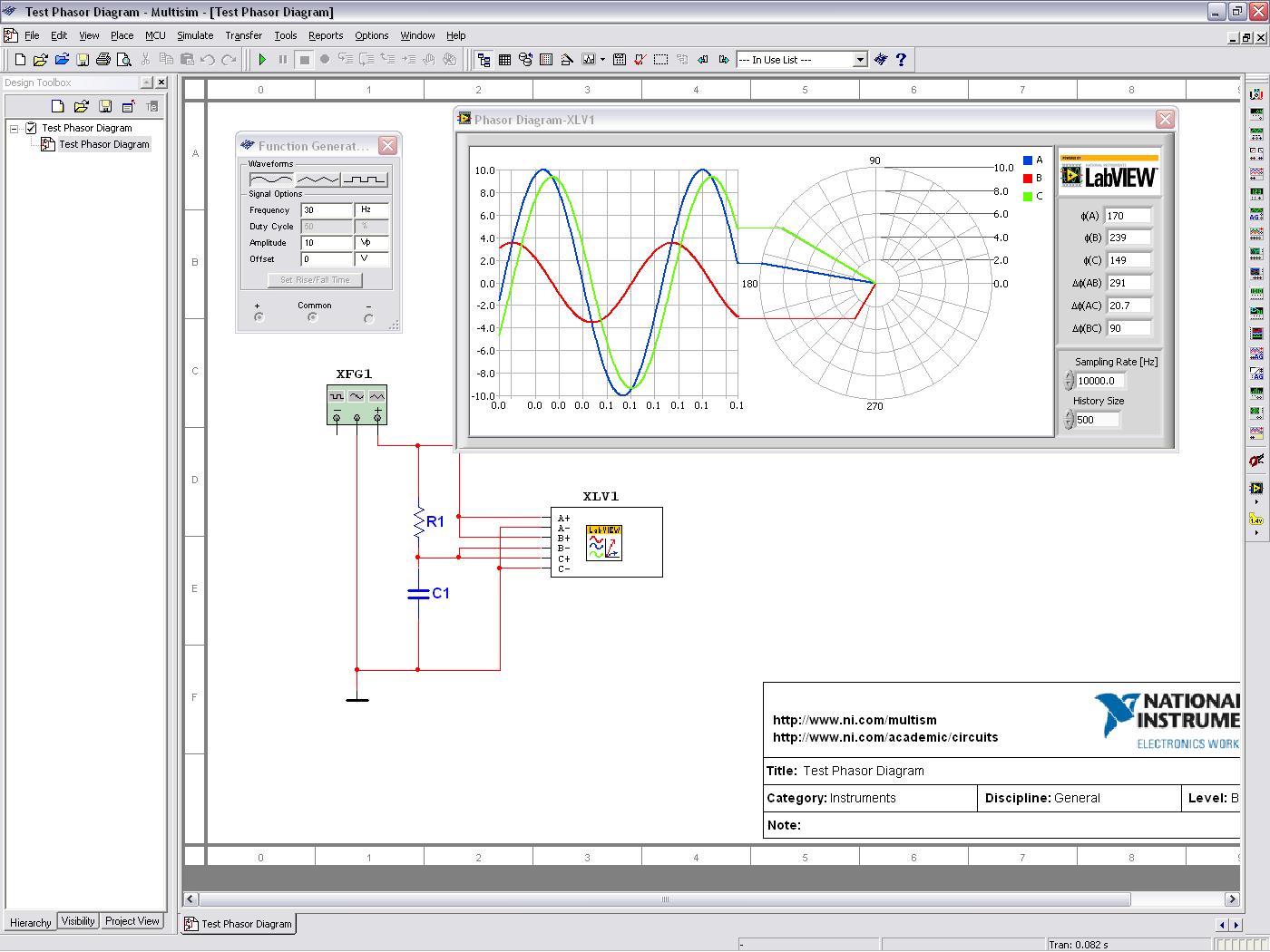 ni-multisim Schematic Capture Programs on