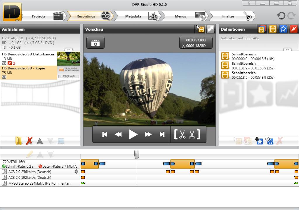 DVR-Studio HD picture or screenshot