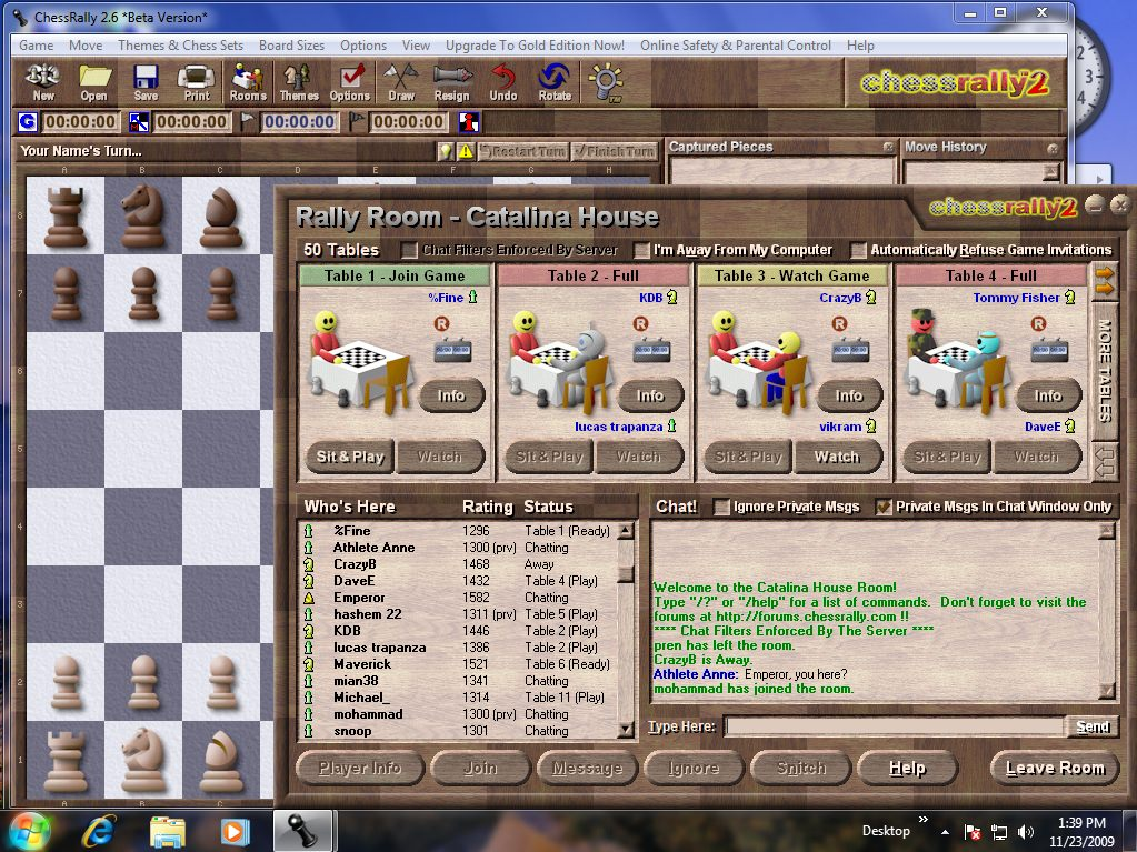 ChessRally picture or screenshot