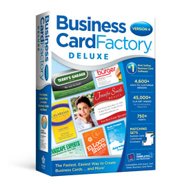 Business Card Factory picture or screenshot