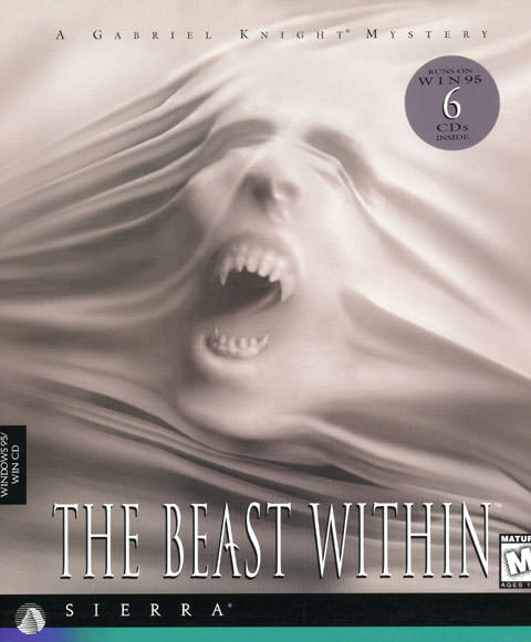 The Beast Within: A Gabriel Knight Mystery picture