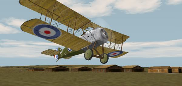 Red Baron 3D picture