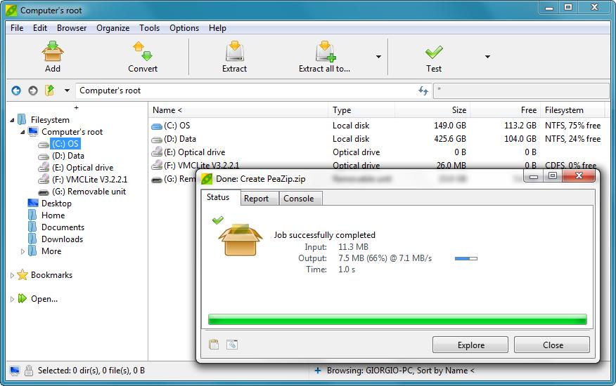 Programs That Open 7z Extensions Filecloudlogo