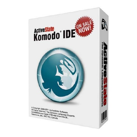 ActiveState Komodo Professional picture or screenshot