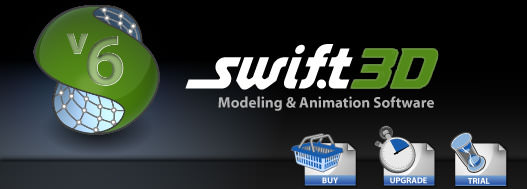 Swift 3D picture
