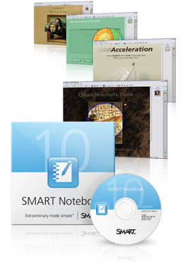 SMART Notebook software picture