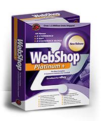 WebShop Platinum picture or screenshot