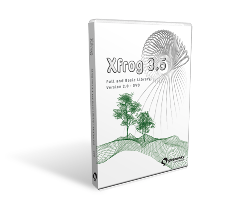 XFrog picture or screenshot