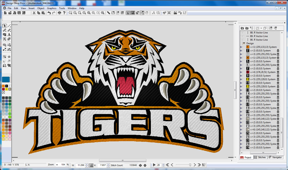 DesignShop V9 picture or screenshot