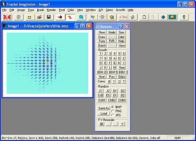 Fractal Imaginator picture or screenshot