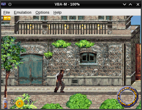 VisualBoyAdvance picture or screenshot