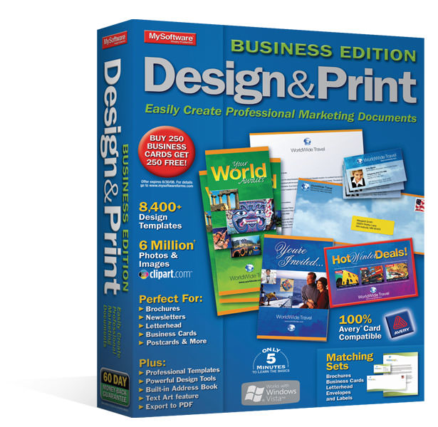 Design & Print, Business Edition picture or screenshot