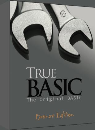 True Basic Bronze Edition picture or screenshot