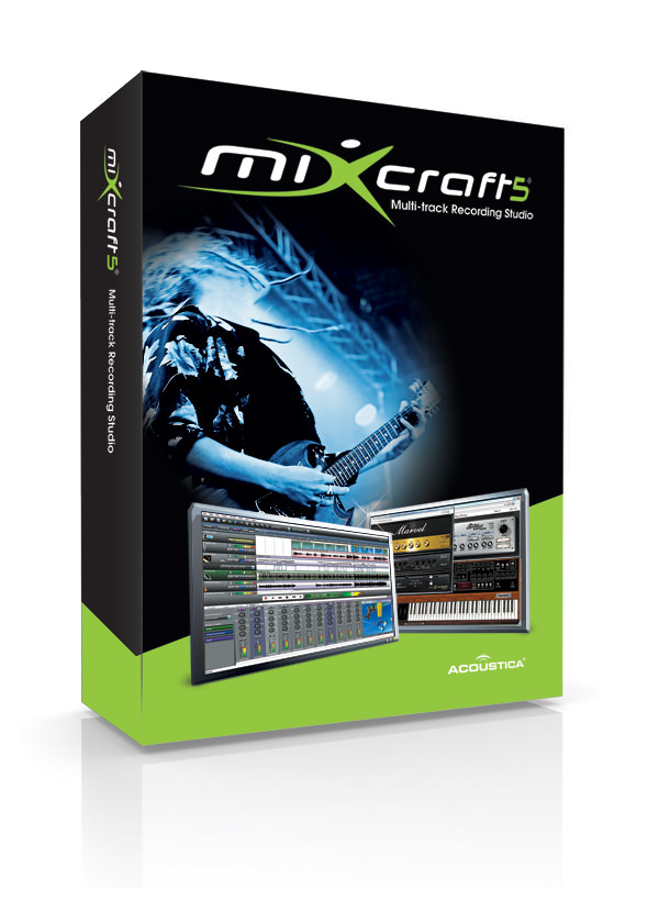 Mixcraft picture