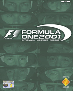 Formula One 2001 picture or screenshot