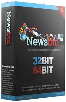 NewsBin picture or screenshot