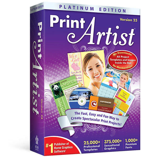 Sierra Print Artist picture or screenshot