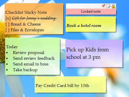 NoteZilla picture or screenshot