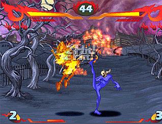 2D Fighter Maker picture or screenshot
