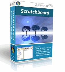 Scratchboard picture or screenshot