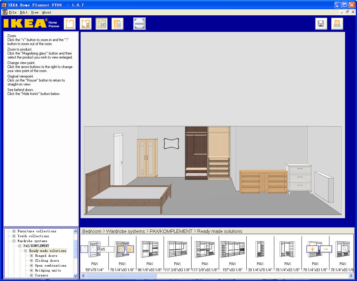 Naver for Room furniture layout software