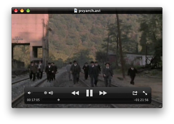 QuickTime Player for Mac picture