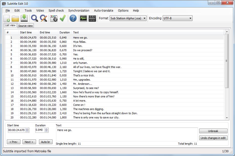 Opening Srt File On Mac