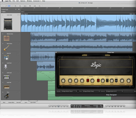 Apple Logic Pro picture