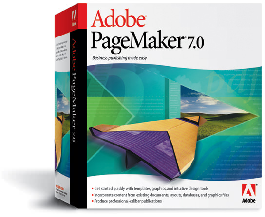 Adobe Pagemaker for Mac picture