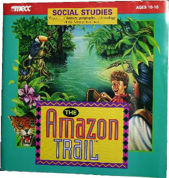 The Amazon Trail picture or screenshot