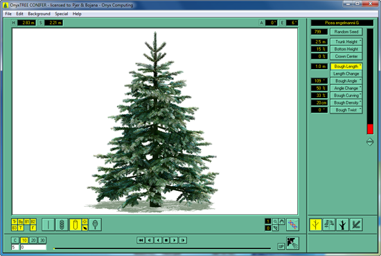 OnyxTREE Conifer picture or screenshot