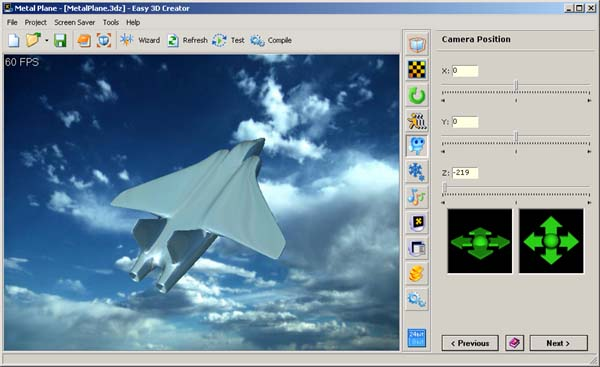 Easy 3D Creator picture or screenshot