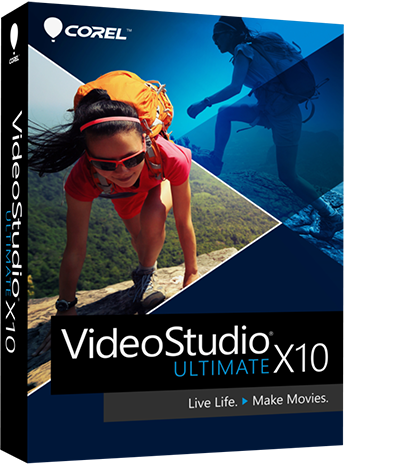Corel VideoStudio Pro picture or screenshot
