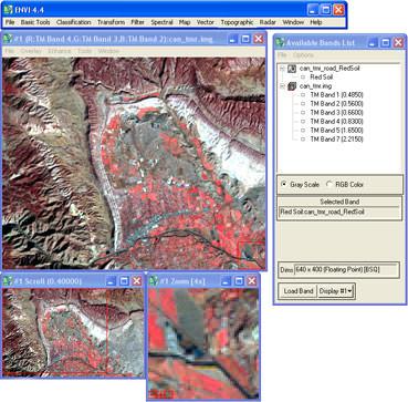 ENVI picture or screenshot