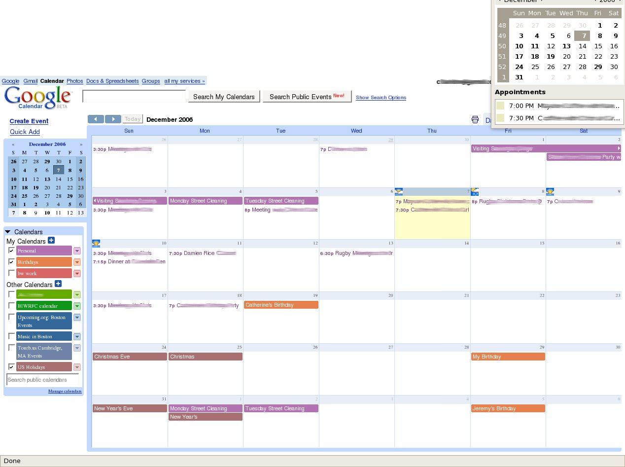 Calendar Google : Google calendar file extensions