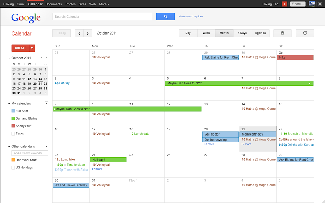 Calendar Apps For Laptop : Google calendar file extensions