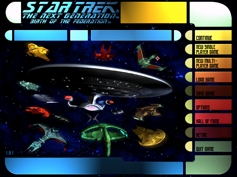 Star Trek: Birth of the Federation picture
